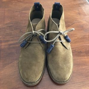 Hush Puppies Lace-up Booties